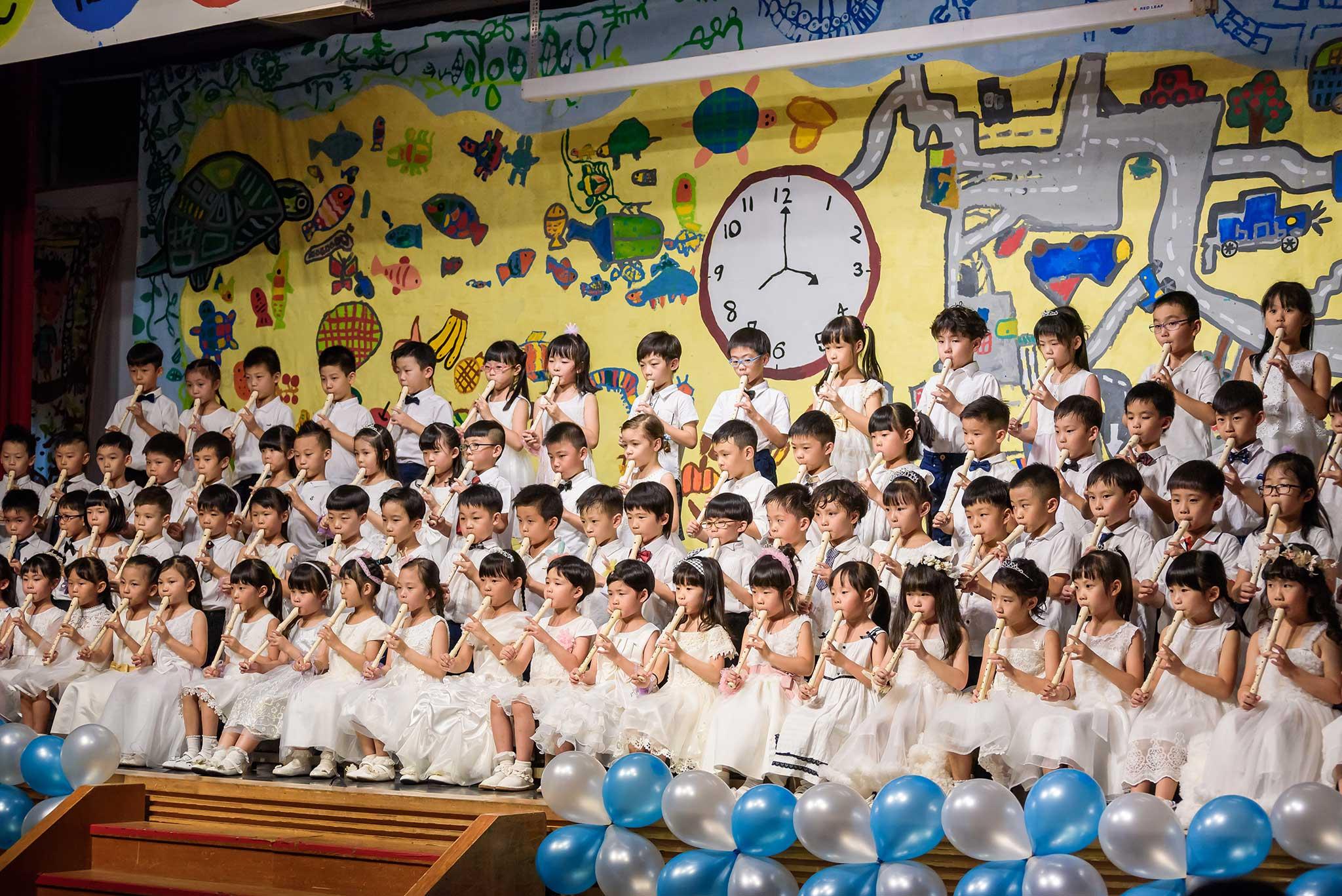 幼稚園活動記錄 幼稚園畢業典禮 幼稚園畢業典禮攝影