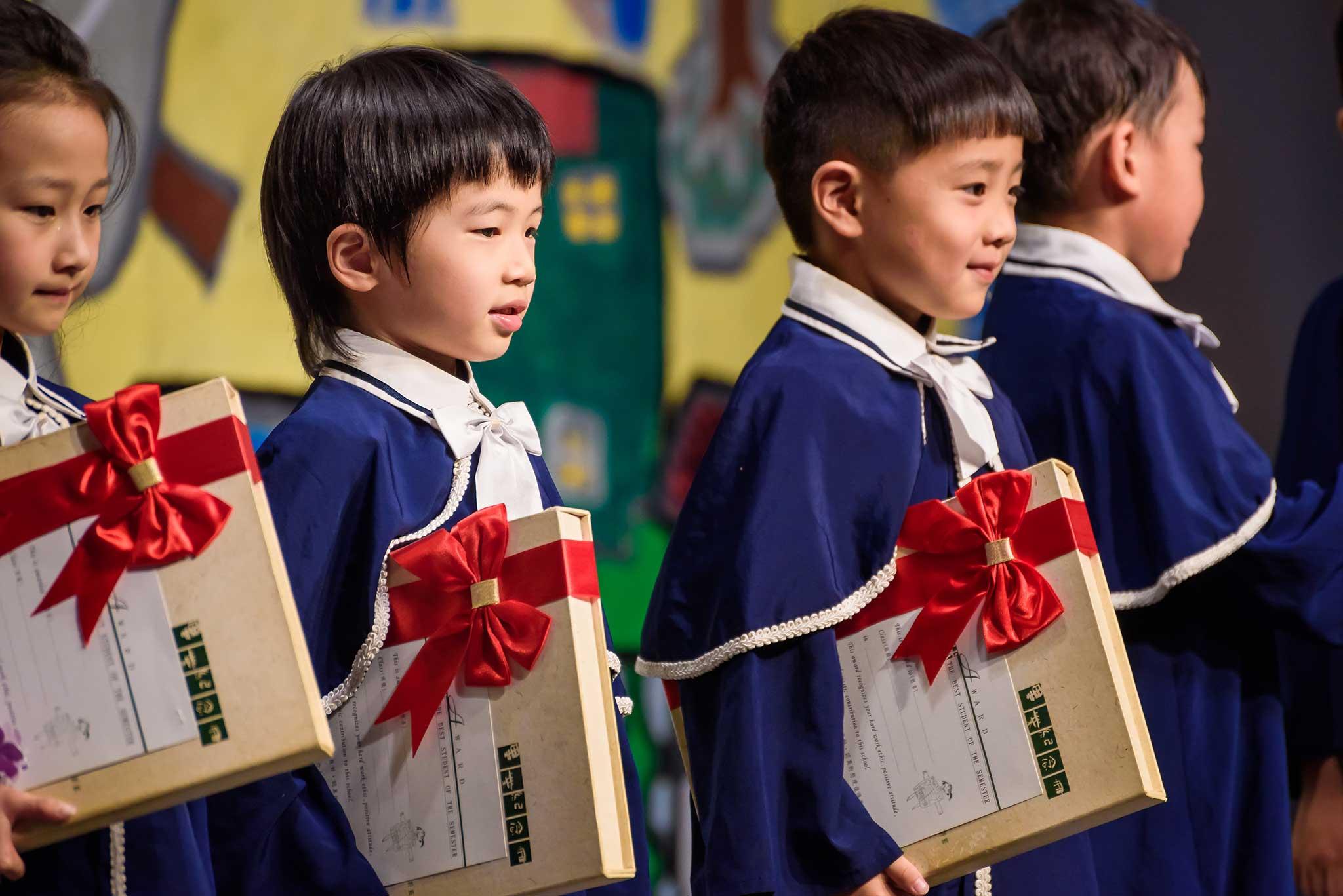 幼稚園畢業證書