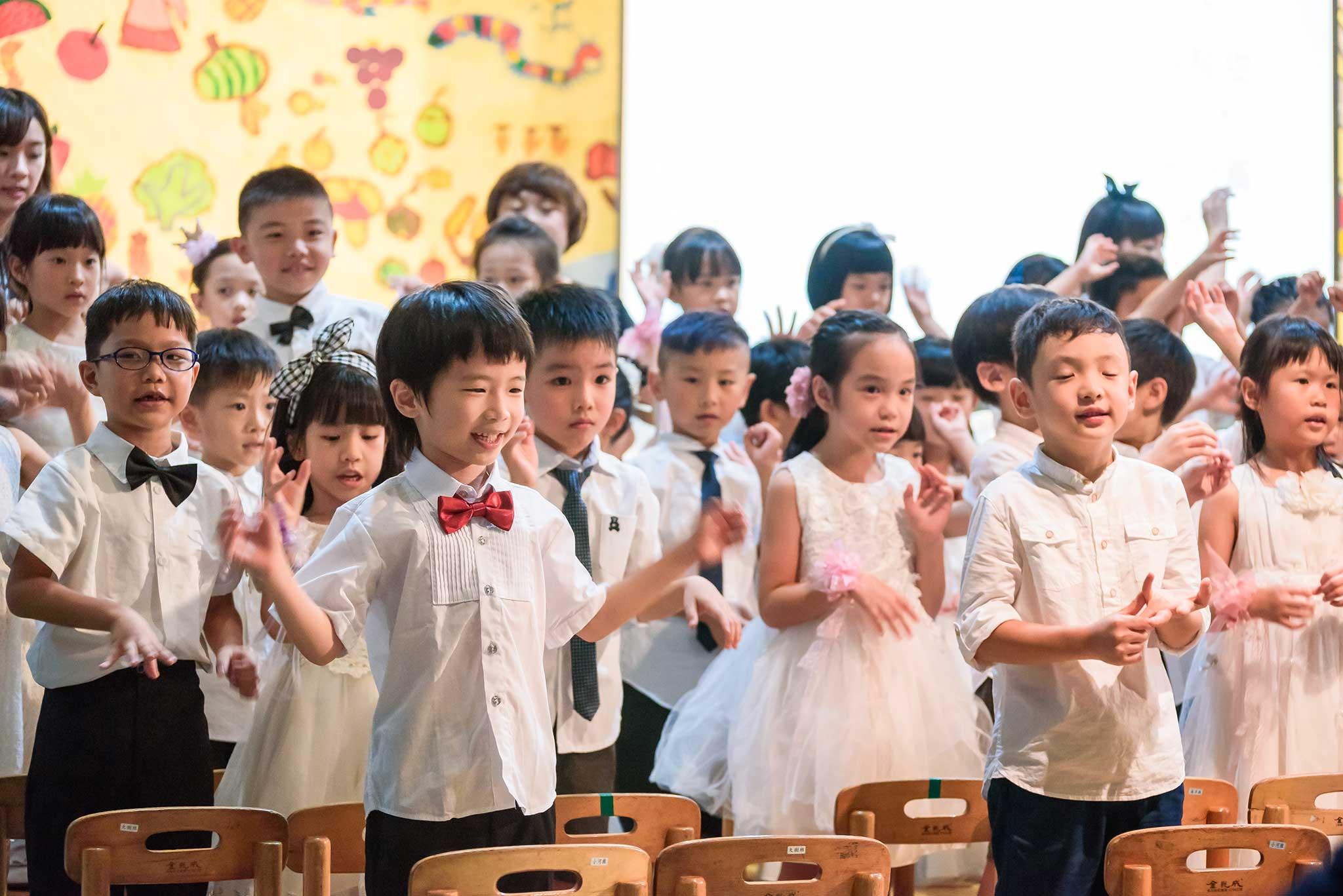 活動記錄 幼稚園畢業典禮 幼稚園畢業典禮攝影 幼兒園畢業典禮
