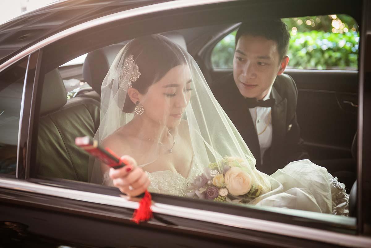 結婚流程 擲扇