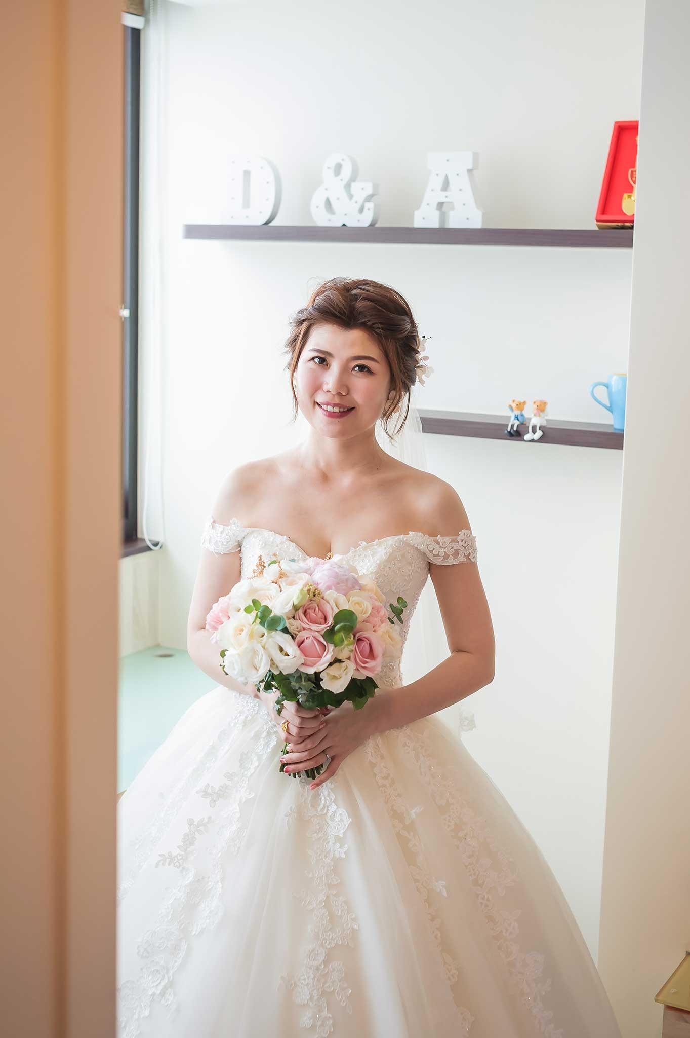 新娘個人照