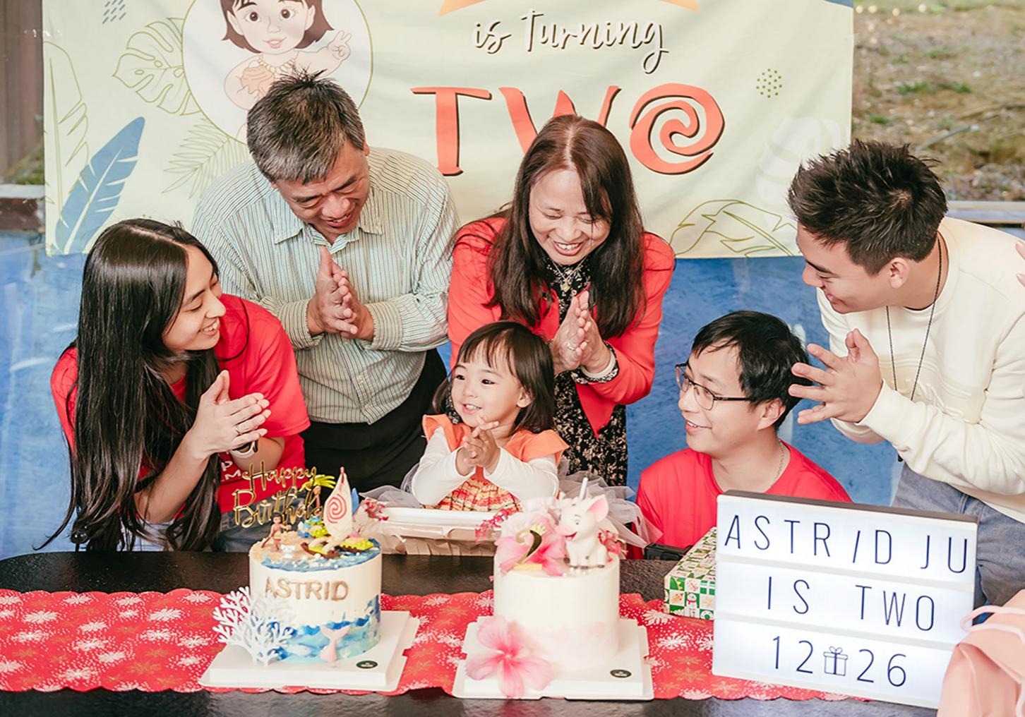 幸福的小壽星 家族聚會 生日慶生攝影 生日派對攝影 家族聚會紀錄 許願